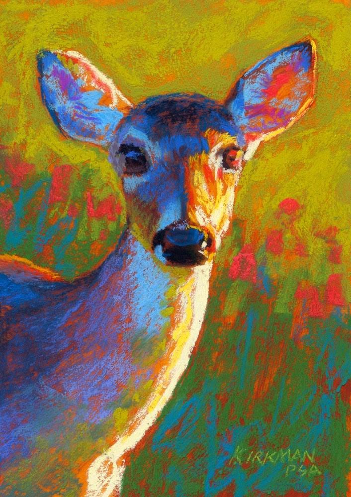 """Harmony - day 29"" original fine art by Rita Kirkman"