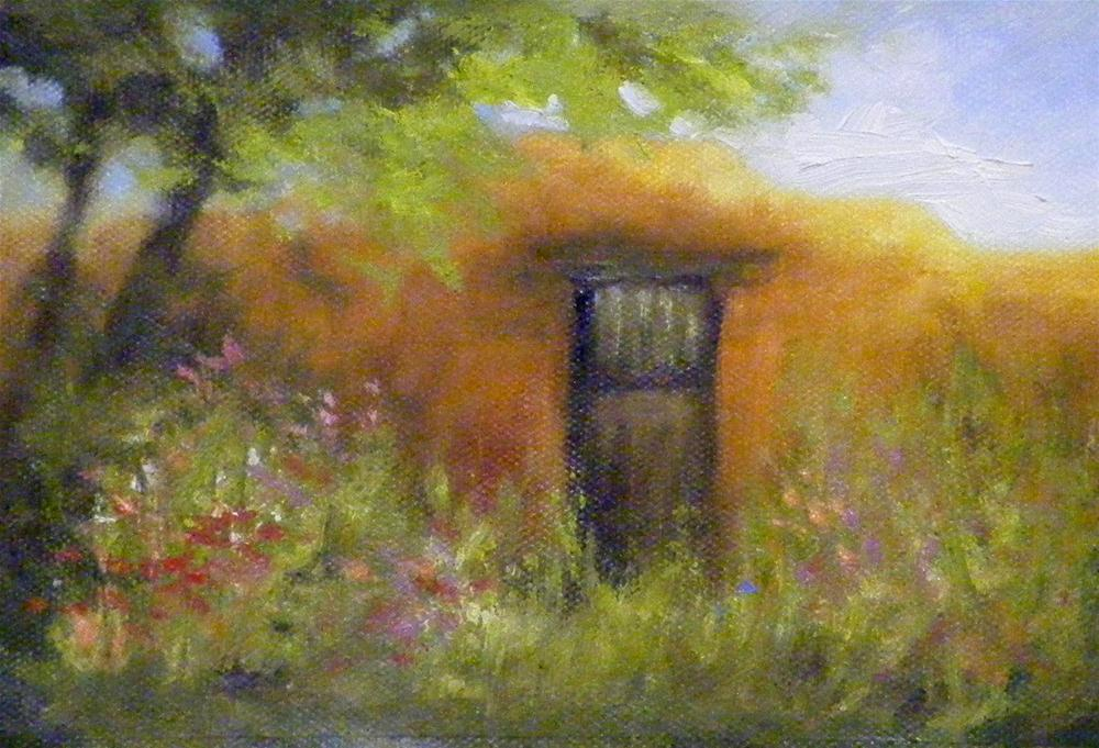 Spring in the Air, Landscape original fine art by Diana Delander