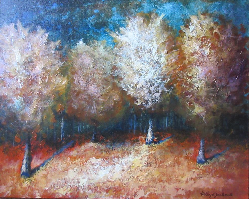 """hidden gem"" original fine art by kelly m jenkins"