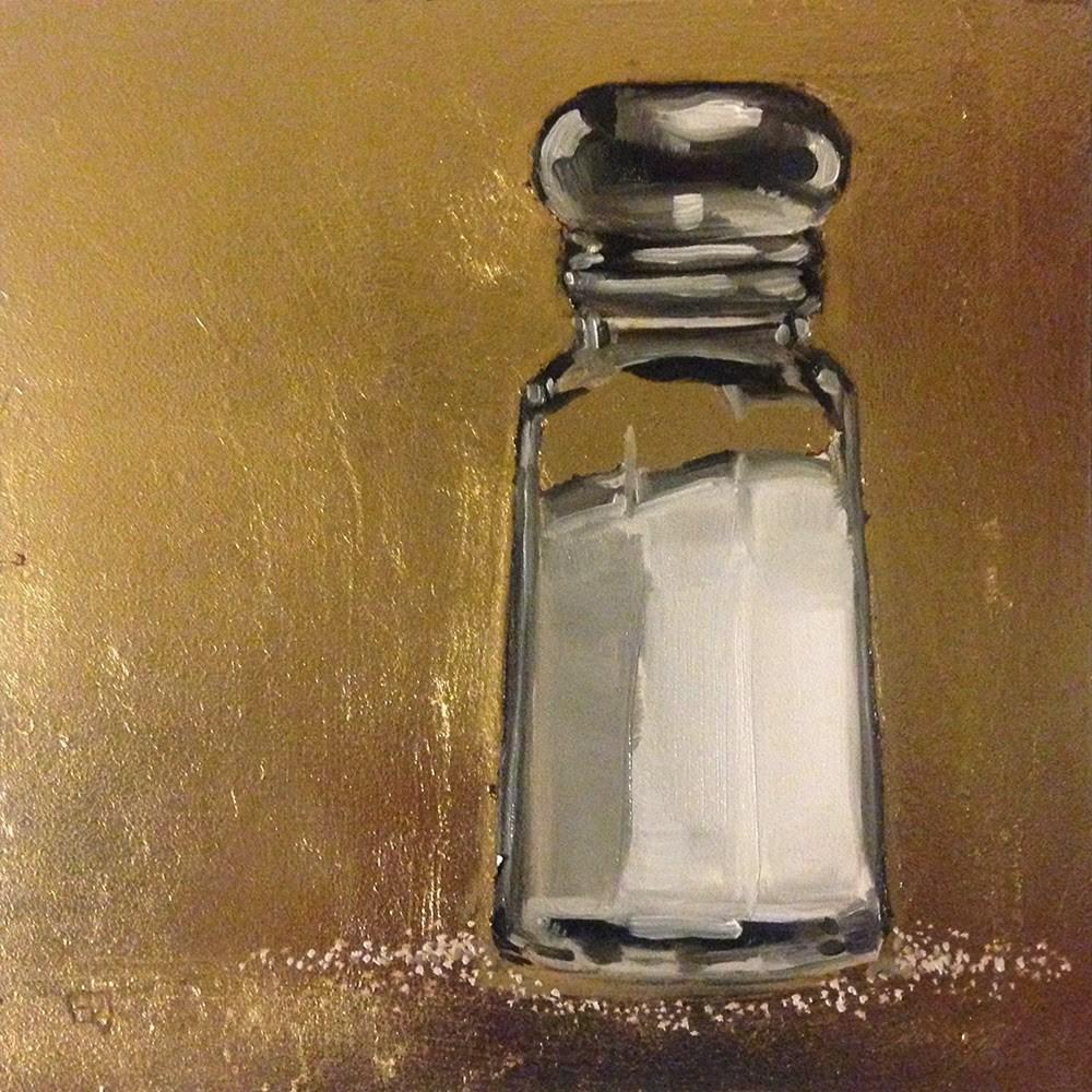 """Flavor"" original fine art by Elizabeth Dawn Johnston"