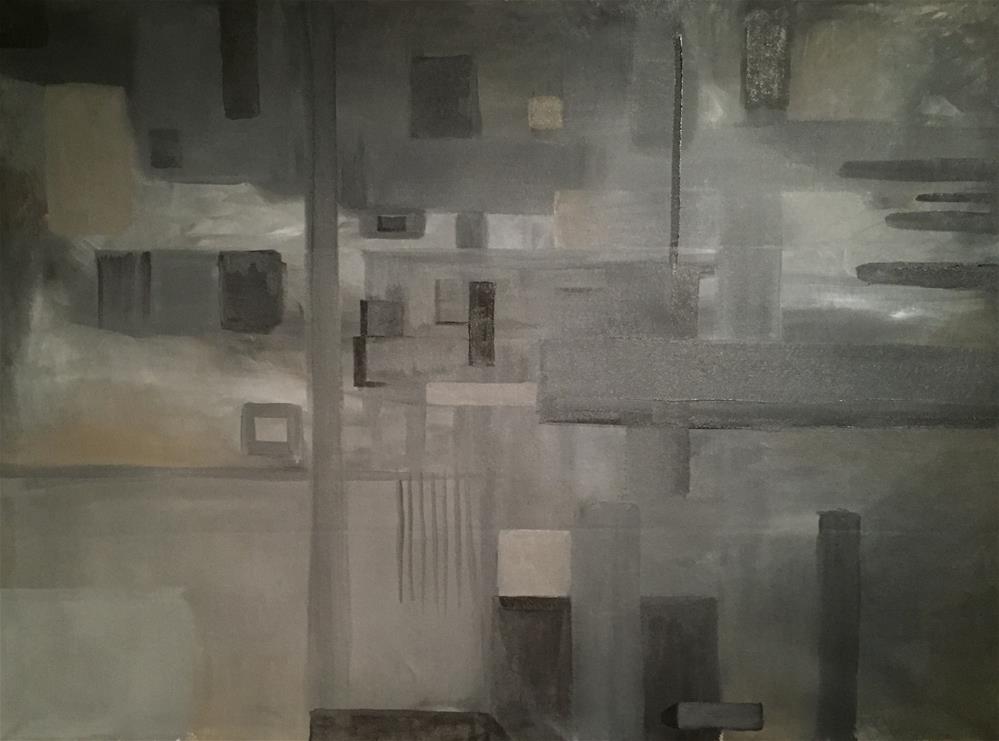 """Hunger for the Past, Present and Future. An Ambition."" original fine art by Eduardo Posadas"