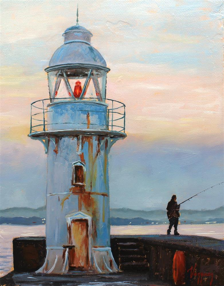 """Rusted companion"" original fine art by Marco Vazquez"