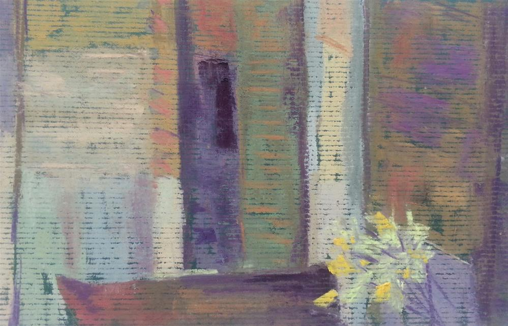 """Interiors"" original fine art by Becky Chappell"