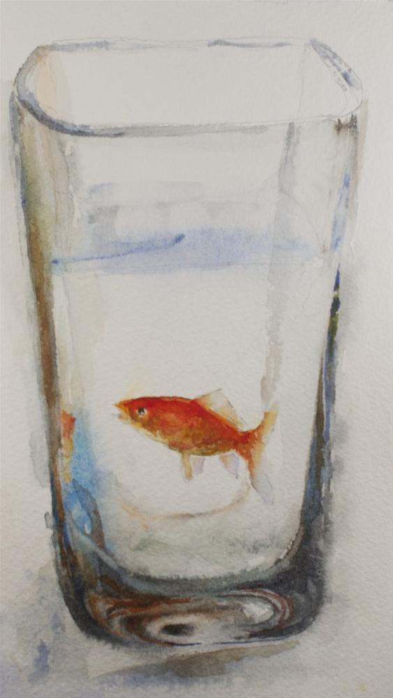 """""""Best Friend"""" original fine art by Sue Churchgrant"""