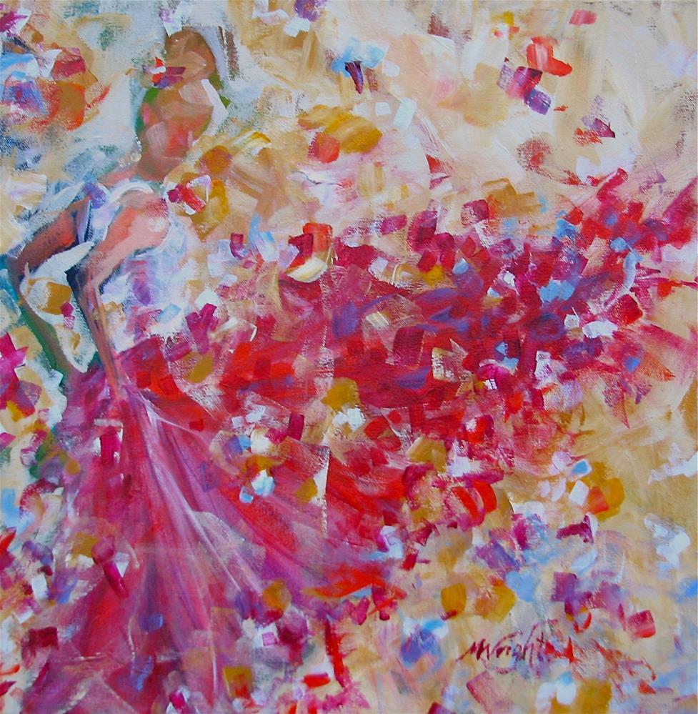 """Star Quality"" original fine art by Molly Wright"