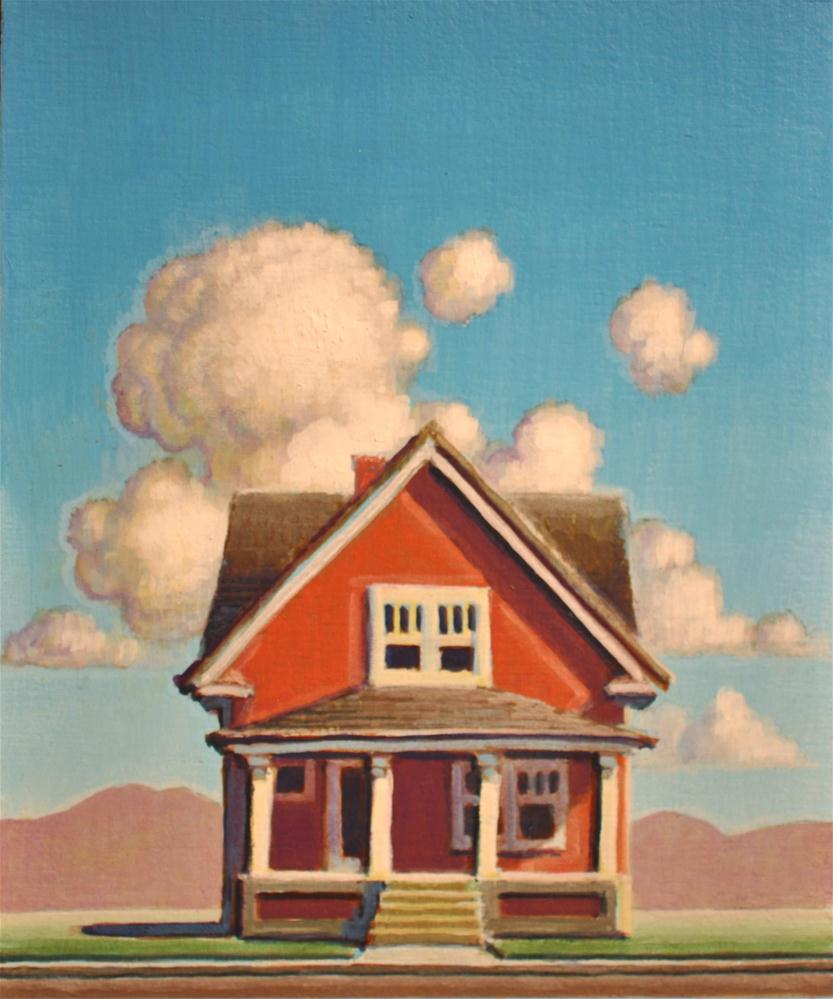 """Prairie"" original fine art by Robert LaDuke"