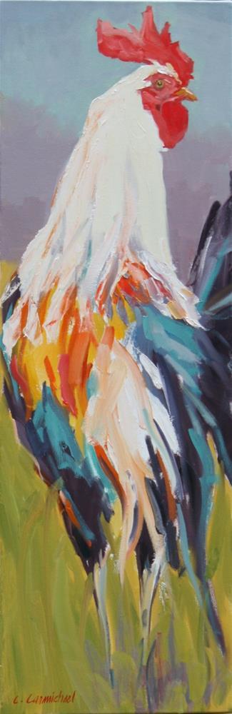 """""""where are you now"""" original fine art by Carol Carmichael"""