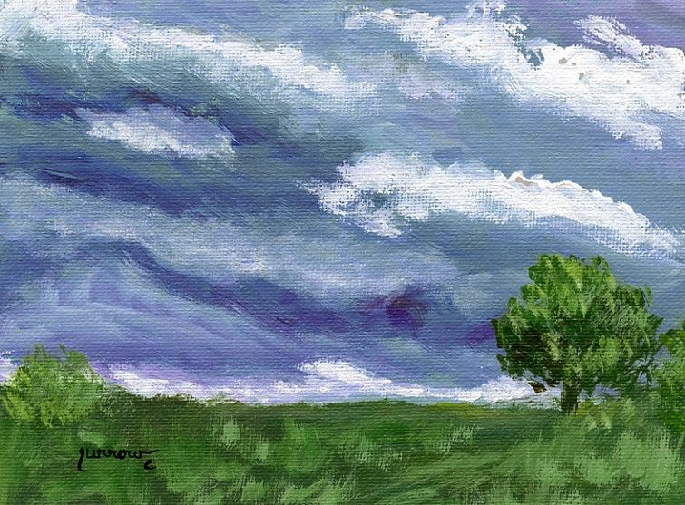 """""""Another Series and Workshop"""" original fine art by Sue Furrow"""