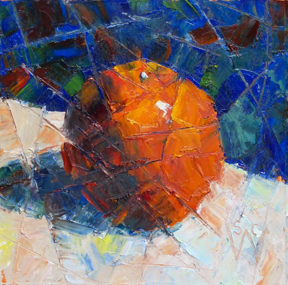 """Minneola #5"" original fine art by Susan Woodward"