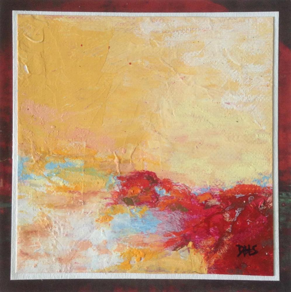 """Changing Winds"" original fine art by Dotty  Seiter"
