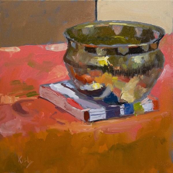 """Reflected Color"" original fine art by Randall Cogburn"