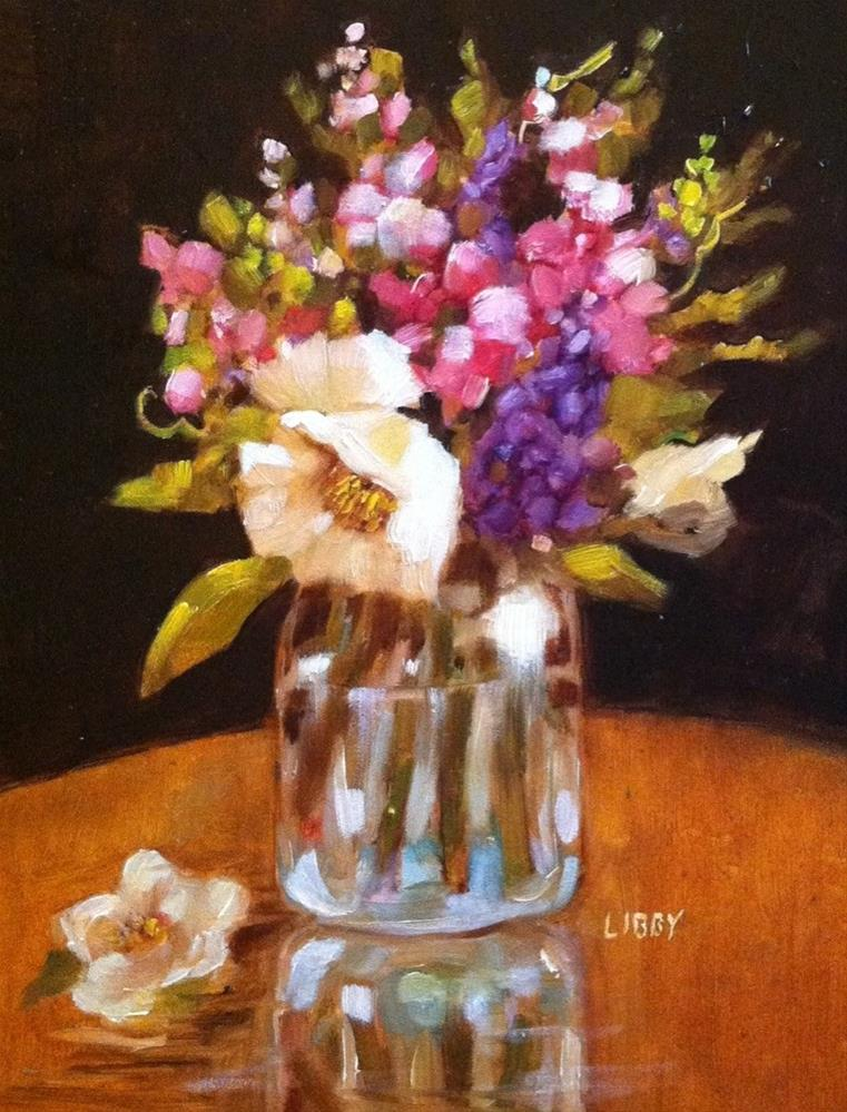 """In the Spotlight"" original fine art by Libby Anderson"