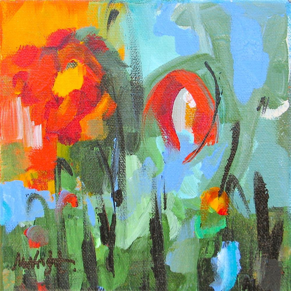 """Circumspect"" original fine art by Molly Wright"
