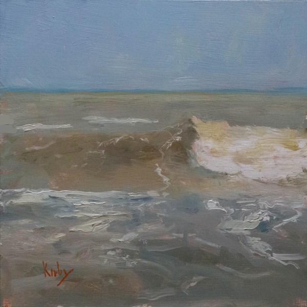 """Wave of Soul"" original fine art by Randall Cogburn"
