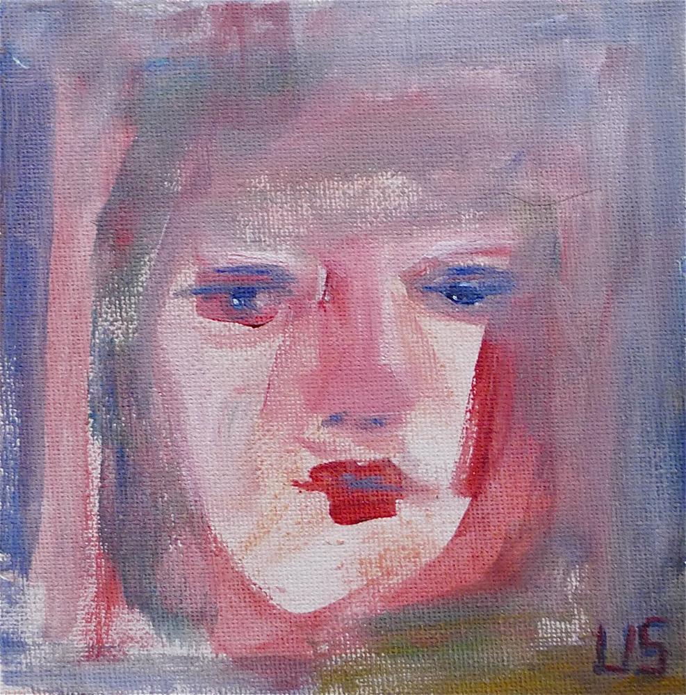 """Rosa Maluca"" original fine art by Ulrike Schmidt"