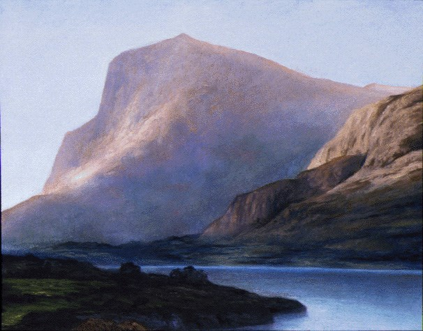 """Dunloe"" original fine art by Joe Fitzgerald"
