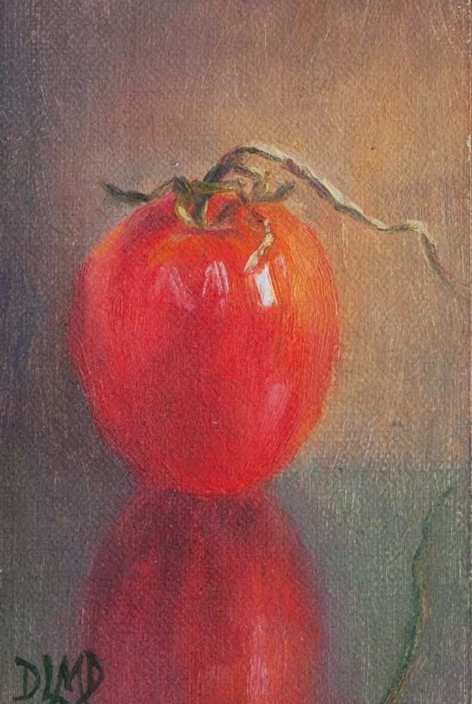 """""""Sweet Berry & Little Nooks"""" original fine art by Debbie Lamey-Macdonald"""
