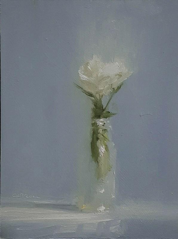"""""""Rose Light"""" original fine art by Neil Carroll"""