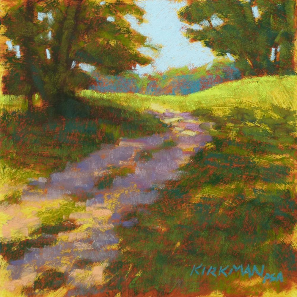 """Ranch Road #19"" original fine art by Rita Kirkman"