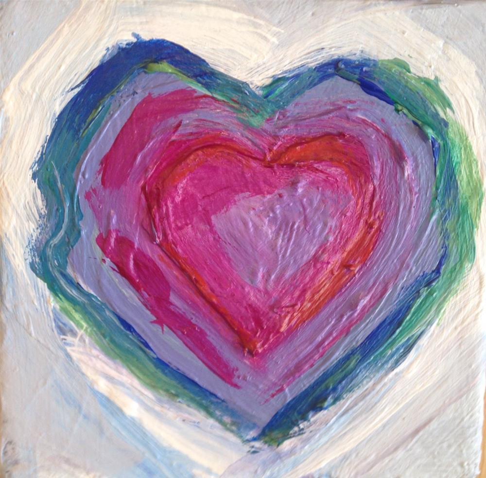 """Art Lover 5"" original fine art by barbara quast"
