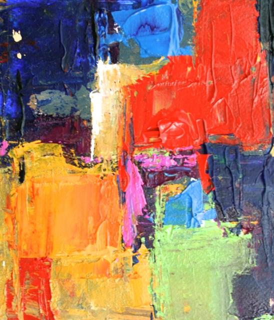 """Mini Series 2012-12"" original fine art by Elizabeth Chapman"