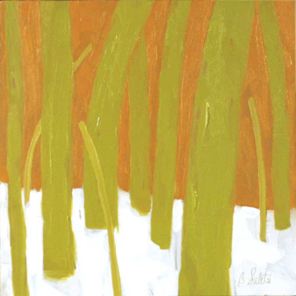 """trees without leaves III - variation 13"" original fine art by Barb Saletri"