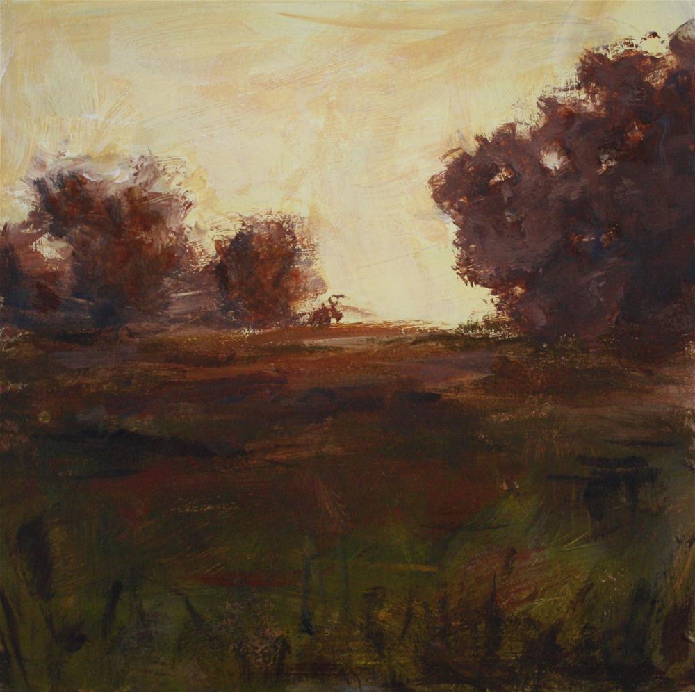 """An Autumn Day"" original fine art by Shannon Bauer"