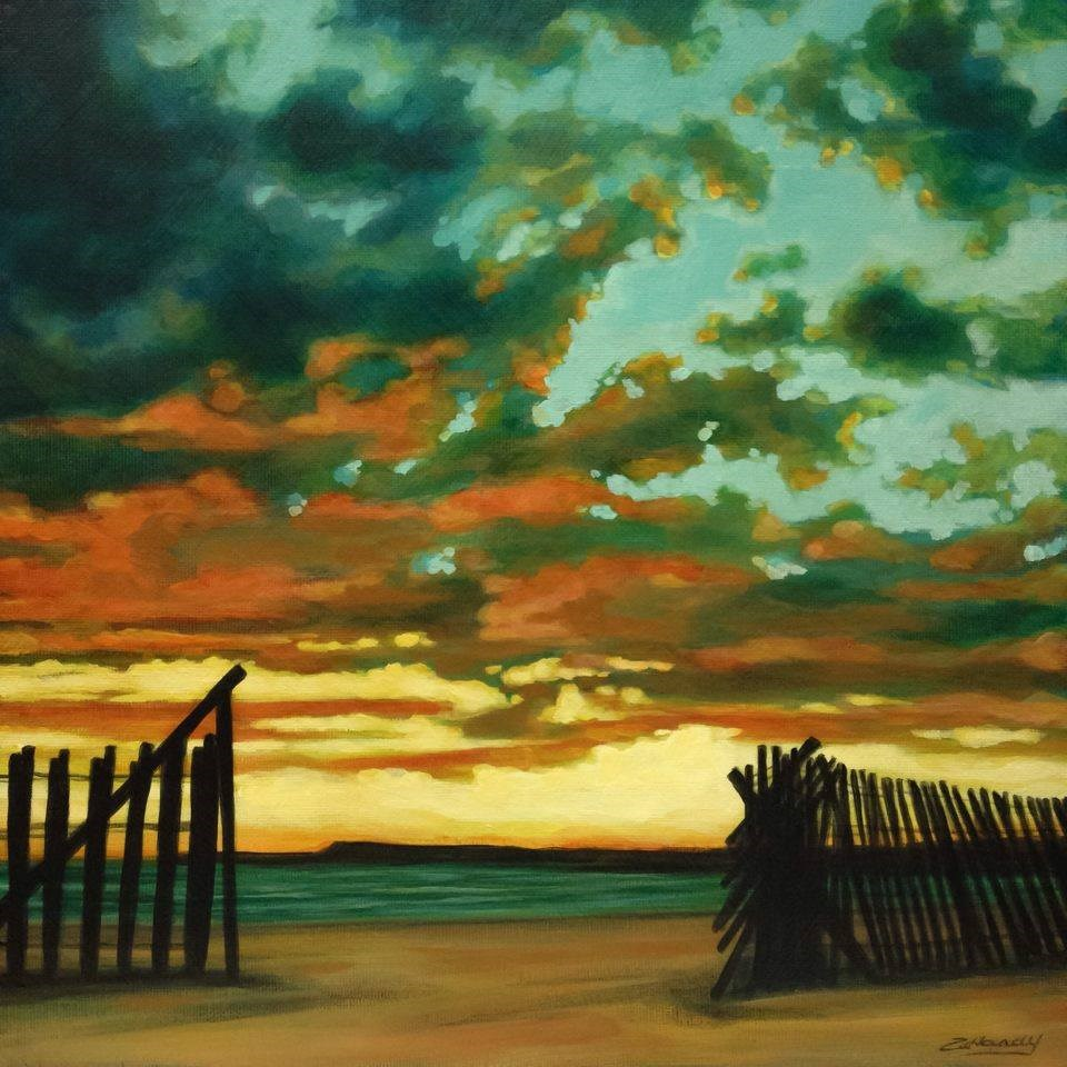"""Enter Unto"" original fine art by Angela Hardy"