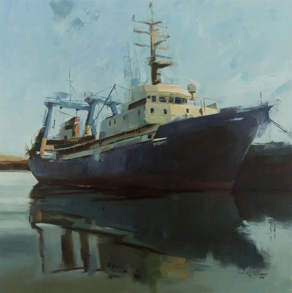"""Dorado"" original fine art by Thorgrimur Andri Einarsson"