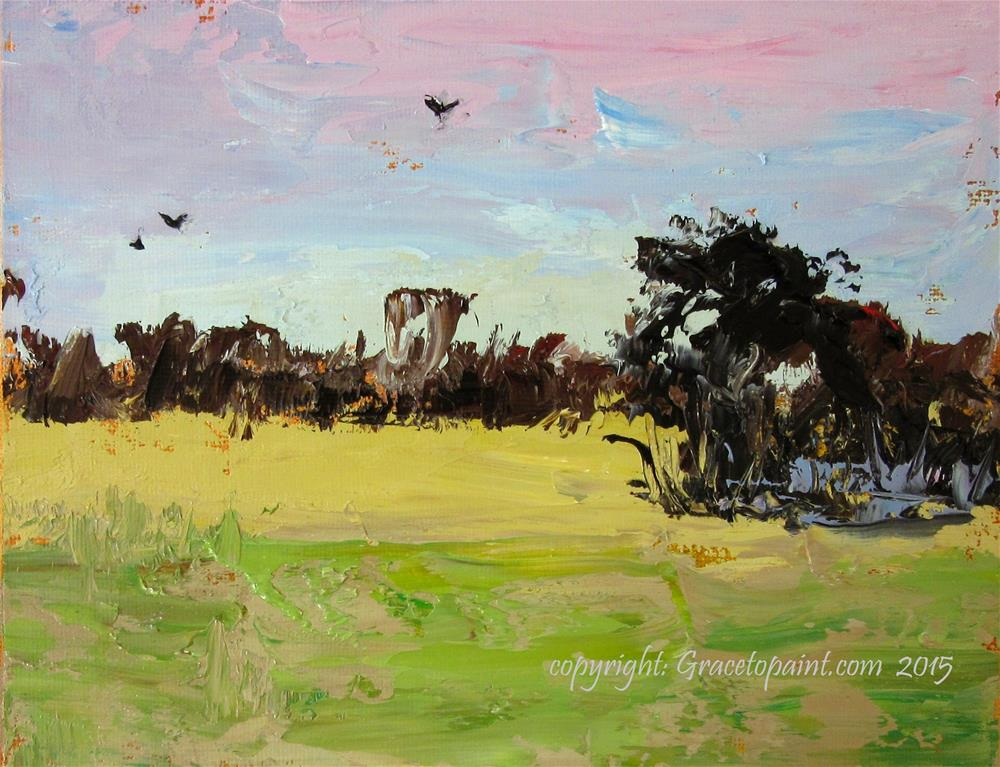 """Dayflight"" original fine art by Maresa Lilley"