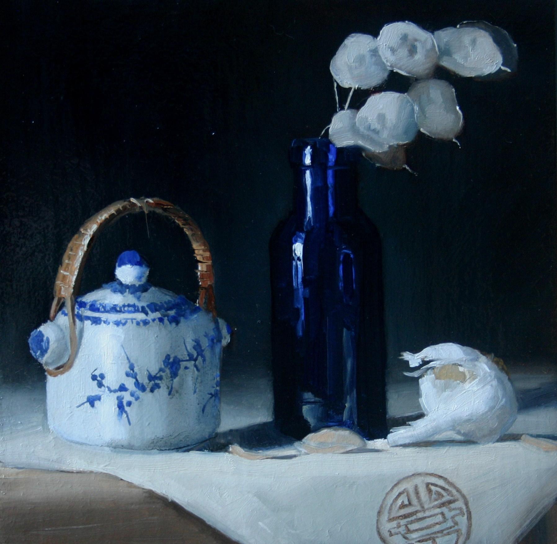 """Oriental Honesty"" original fine art by Liz Balkwill"