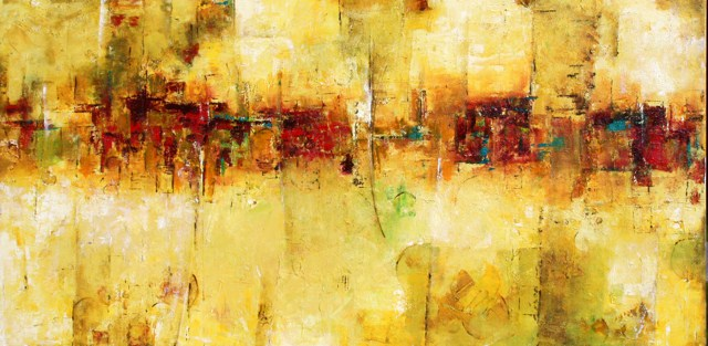 """Resonate"" original fine art by Elizabeth Chapman"