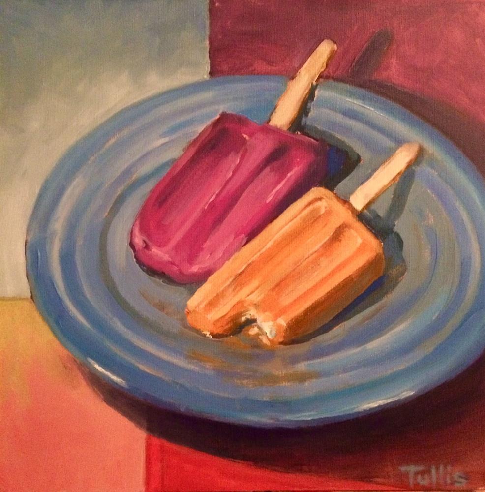 """Pop Art"" original fine art by John Tullis"