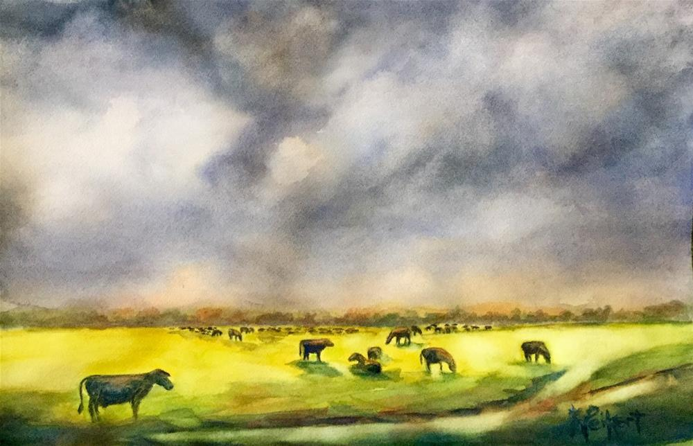 """untitled"" original fine art by Karen Peikert"