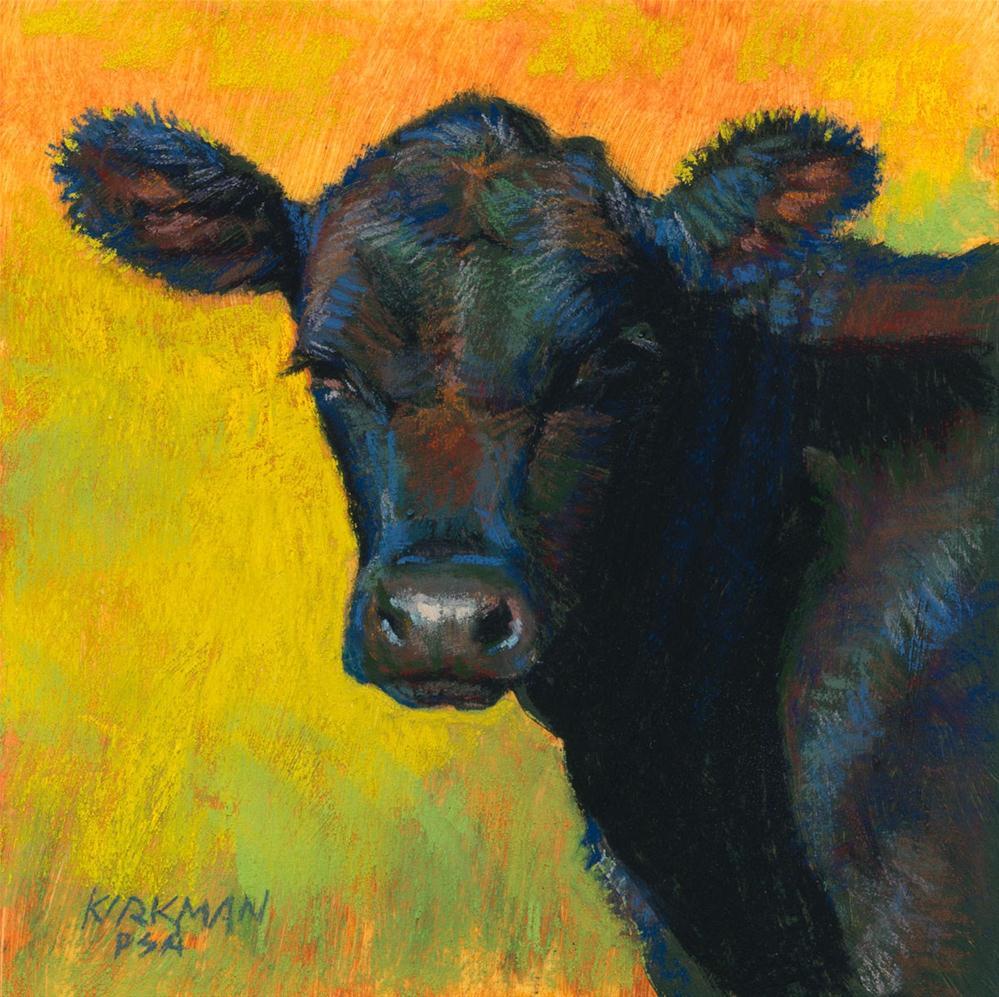 """""""Tarmac"""" original fine art by Rita Kirkman"""