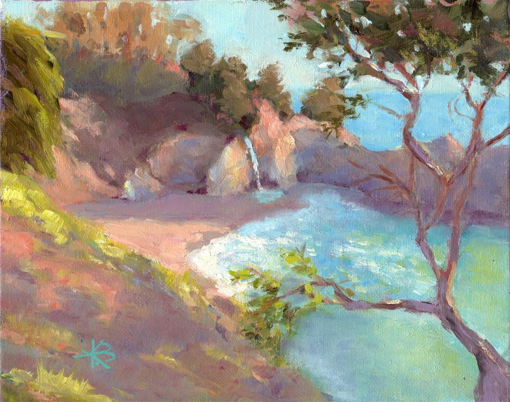 """Big Sur"" original fine art by Kathy Bodamer"