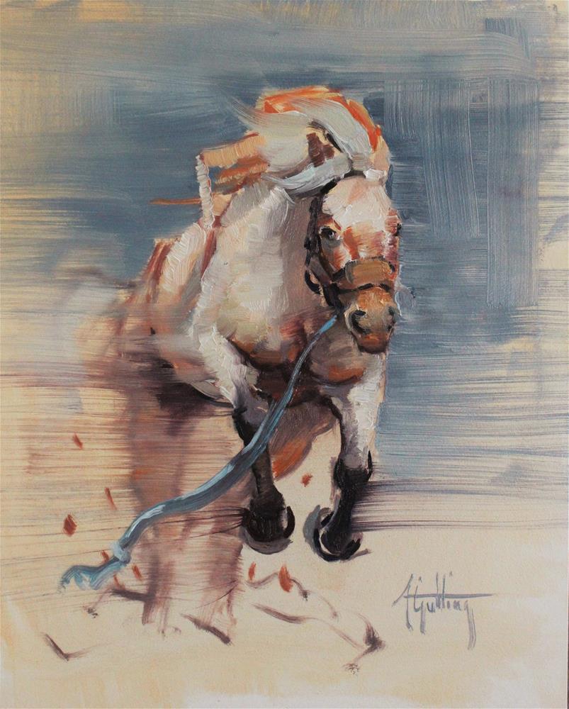 """Sketch #23"" original fine art by Abigail Gutting"