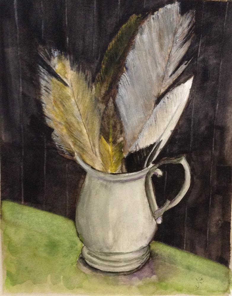 """Collection watercolor 8 x 10"" original fine art by Nancy Beard"