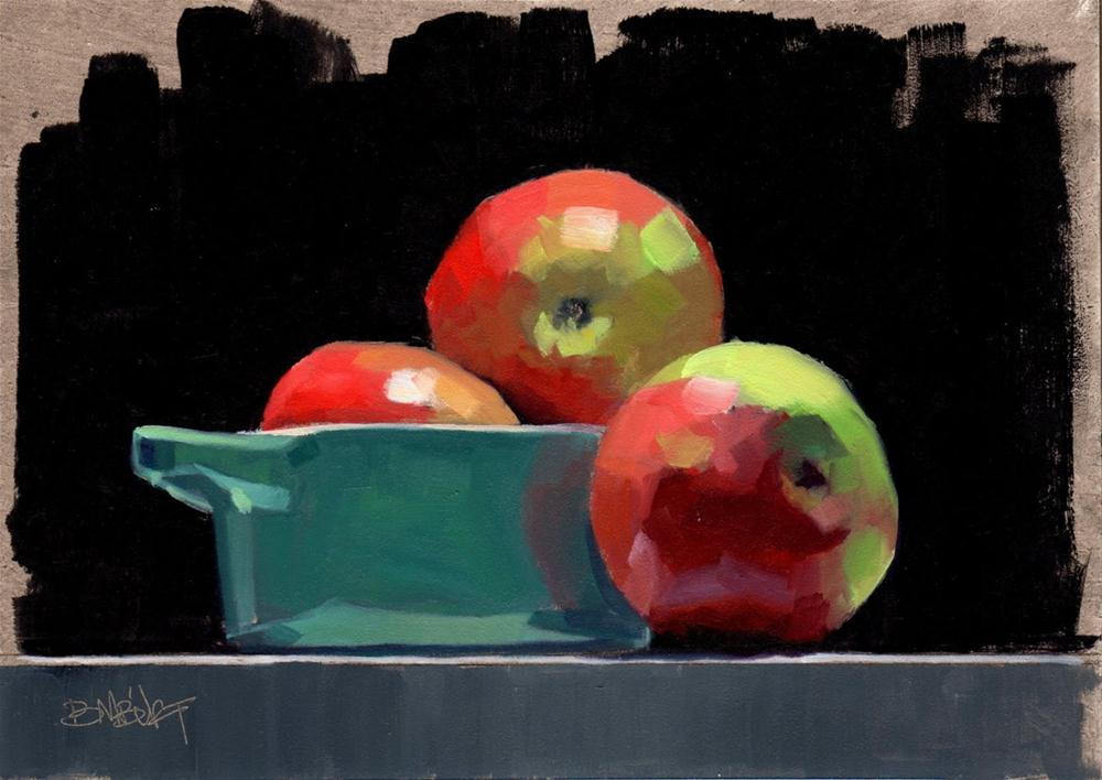 """#311 Trio 2"" original fine art by Brian Burt"