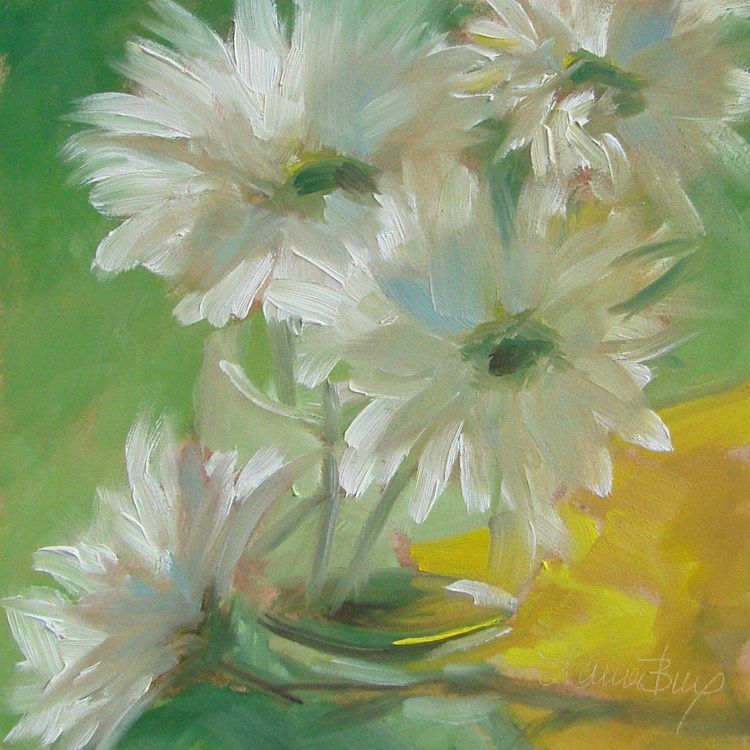 """Is it Spring Yet? 438"" original fine art by Laura  Buxo"
