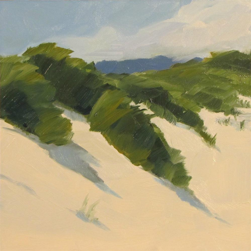 """Oregon Dunes"" original fine art by Nora Bergman"