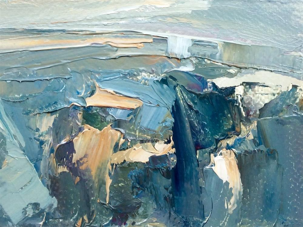 """Aspects"" original fine art by Anne Wood"