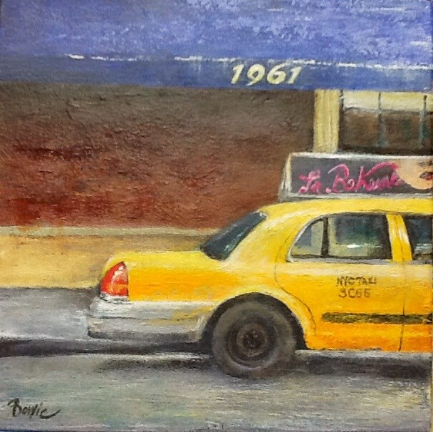 """Going Nowhere"" original fine art by Maureen Bowie"