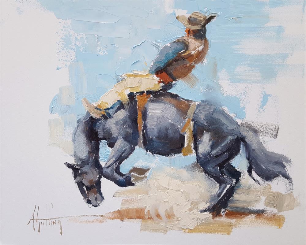 """Sketch #34"" original fine art by Abigail Gutting"