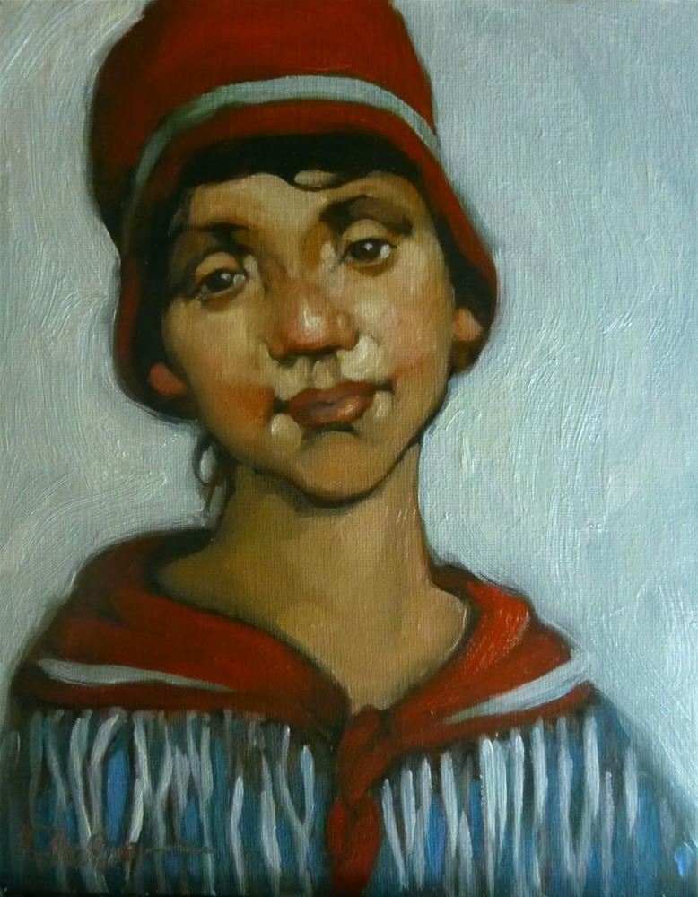 """'Expressions of a Sami Heritage'"" original fine art by Kayleen Horsma"