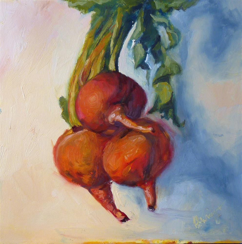 """""""Just Hangin Out"""" original fine art by Sharman Owings"""