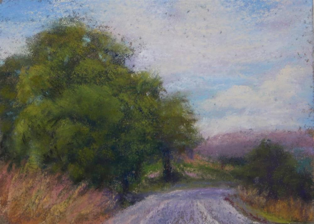 """The Curiosity Drive"" original fine art by Sharon Lewis"
