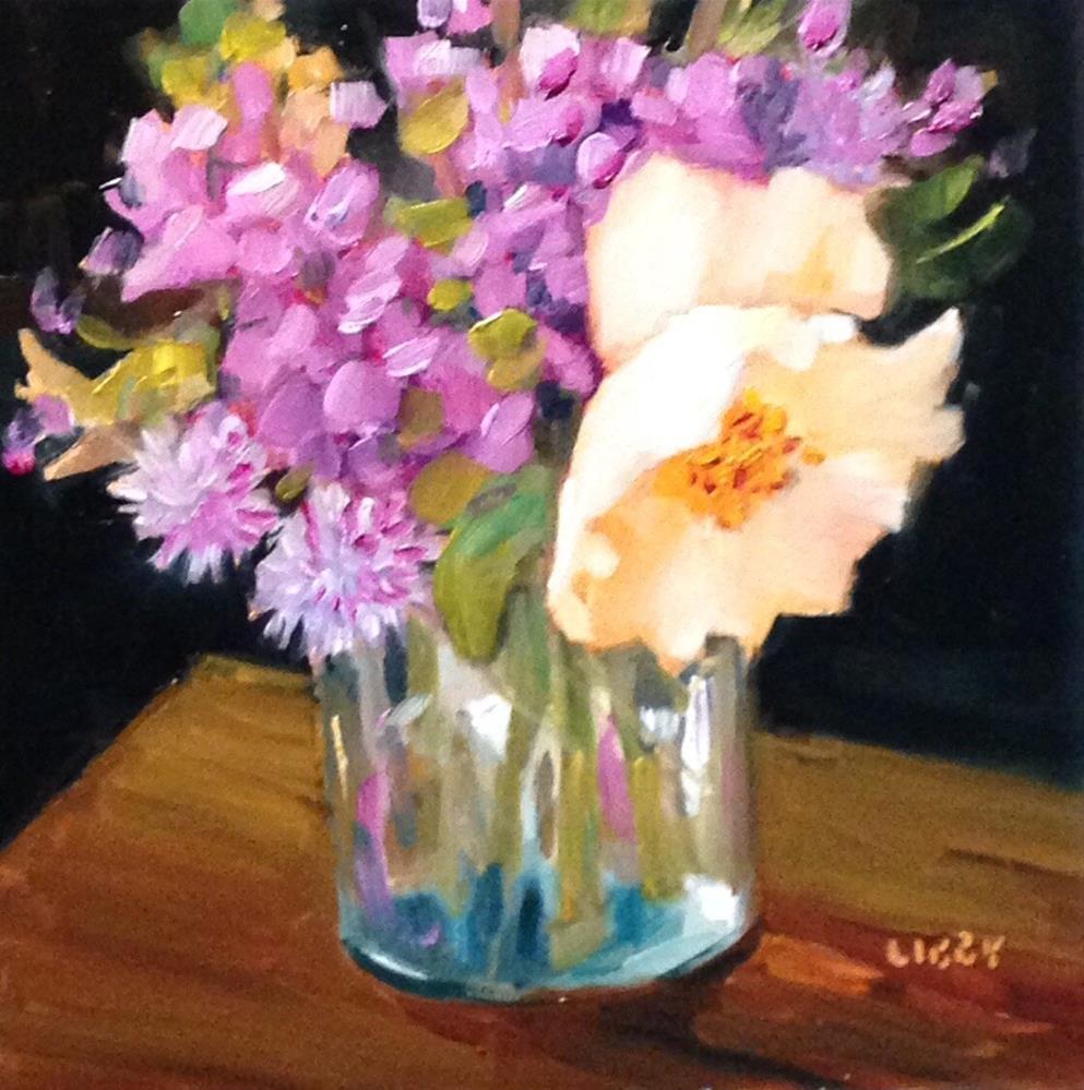 """Sweet Dreams"" original fine art by Libby Anderson"