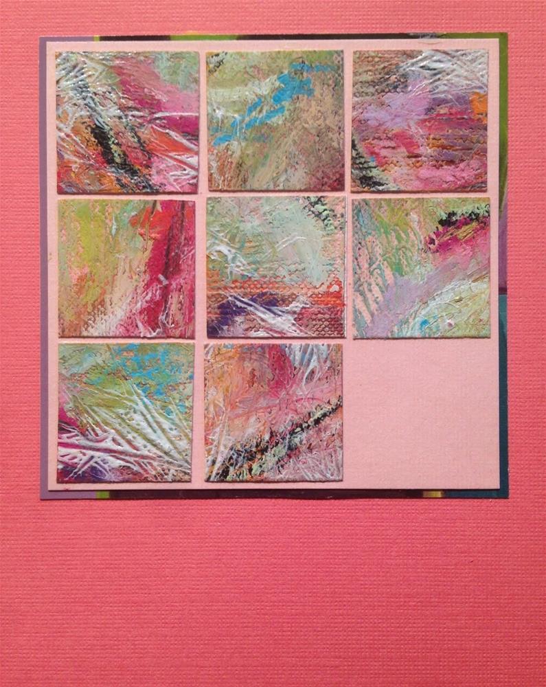 """Thumbnail Gallery #4"" original fine art by Dotty Seiter"