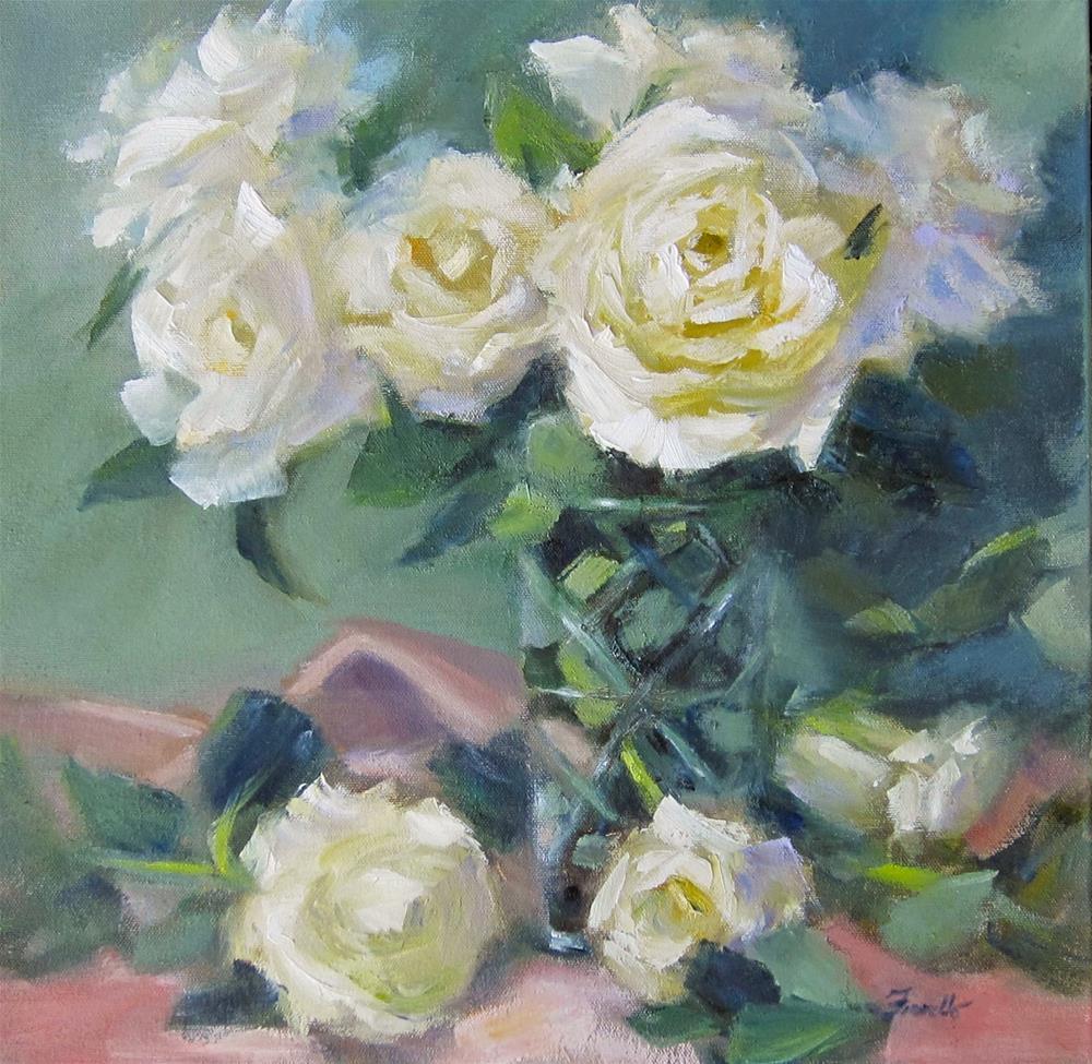 """""""Inspirare"""" original fine art by Pat Fiorello"""